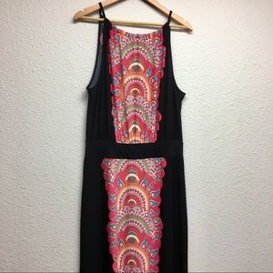 New York & Company maxi dress